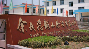 Yushi Feilong Camellia Oil factory outlook